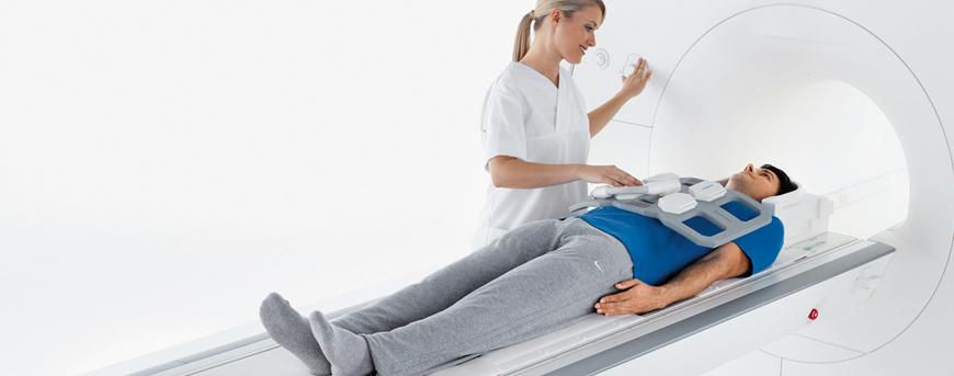 Обследование с помощью томографа