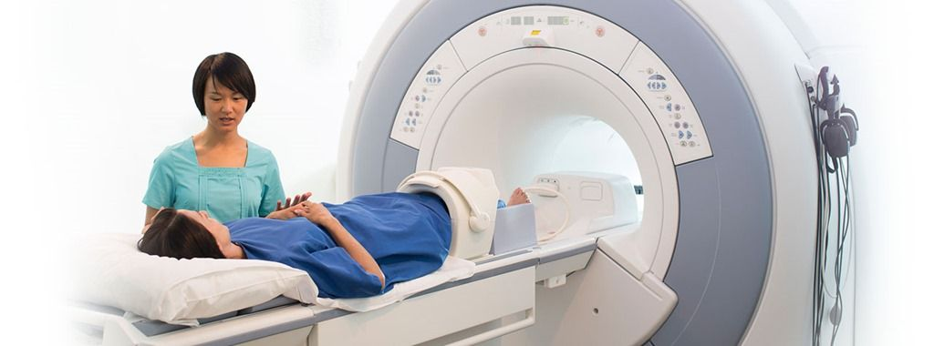 Проведение МРТ диагностики