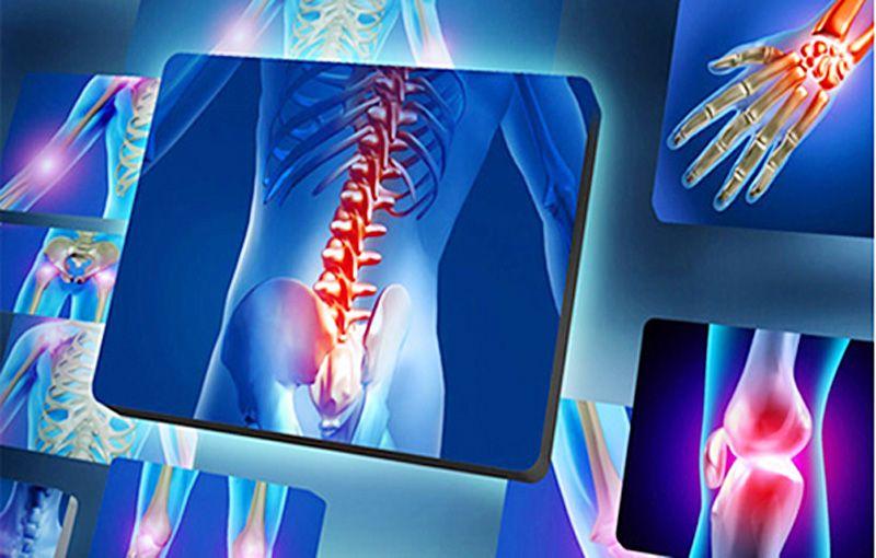 Различные суставы в организме человека