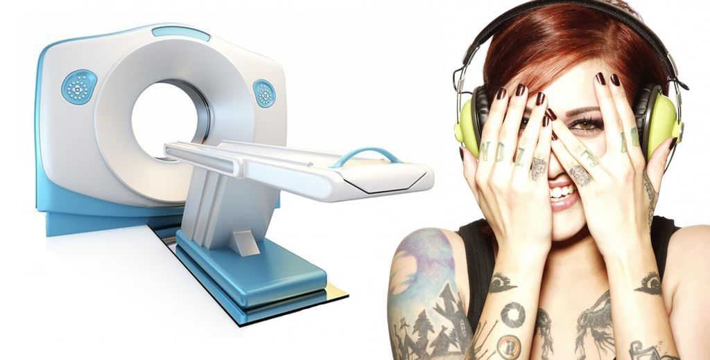 Татуировки и томограф