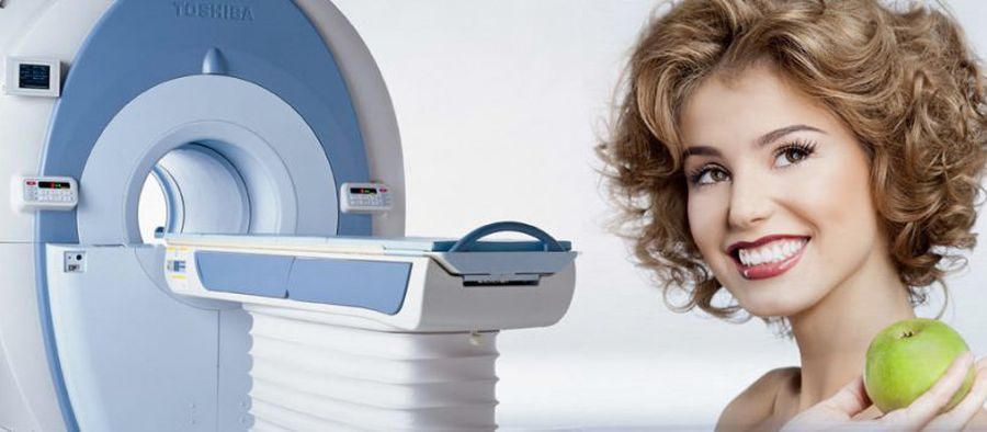 Применение томографа для обследования зубов