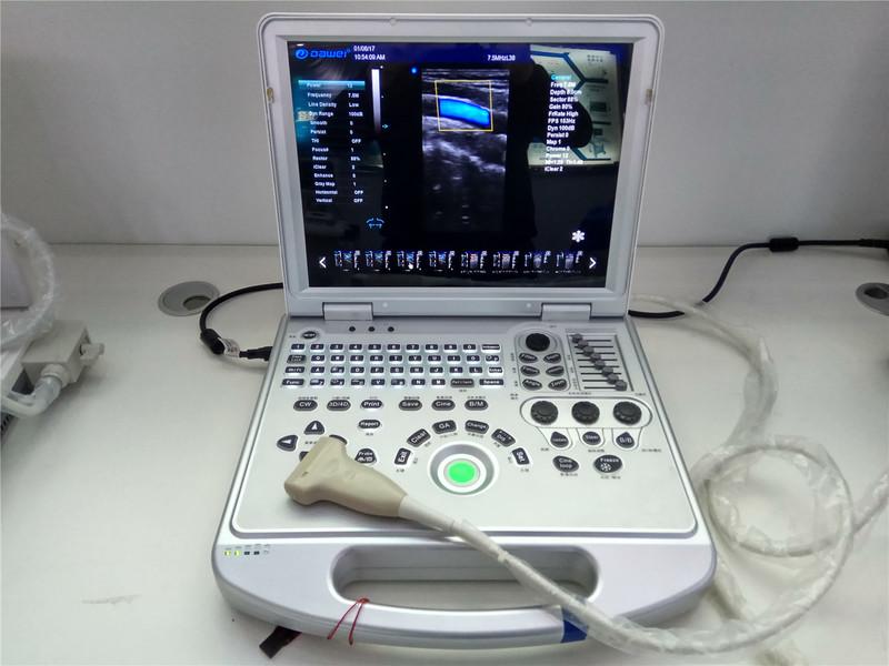 Портативный аппарат для УЗИ