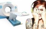 Совместимы ли магнитно-резонансная томография и татуировки