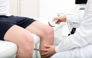 Ультразвуковое исследование коленного сустава у взрослых и детей