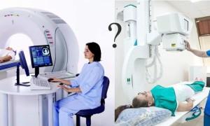 Подробный сравнительный анализ МРТ и рентгенографии позвоночника