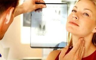 Как проходит томография щитовидной железы