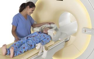 С какого возраста детям можно делать томографию головного мозга